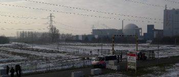 Borssele – Politie oefent samen met defensie bij kerncentrale Borssele
