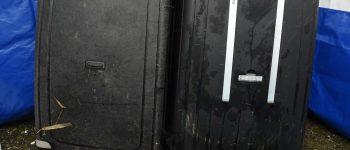 Amsterdam – Gezocht – Romp van vrouw in koffer