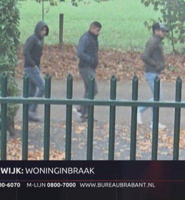 Oisterwijk – Gezocht – Woninginbraak in Oisterwijk