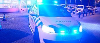 Dronten – Doorrijden na ongeval de Linge Dronten