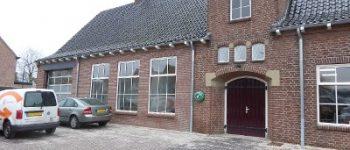 Raamsdonksveer , Geertruidenberg – Politiepost voor agenten in gemeente Geertruidenberg