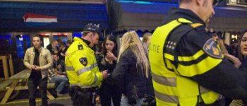 Noord-Nederland – Politie kijkt terug op rol tijdens actieweek Code Rood