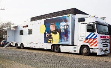 Laren en Blaricum – Inbraken voorkomen? Bezoek de informatiewagen en het Mobiel Media Lab!