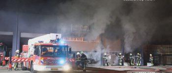 Oss – Gezocht – Brandstichting in een bedrijf