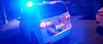 Amsterdam – Agenten staken achtervolging, bestuurder aangehouden