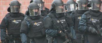 Utrecht – Mogelijk aanslag op 24 Oktoberplein in Utrecht