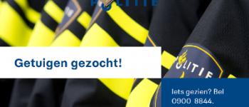 UTRECHT – Schietincident Smaragdplein Utrecht, politie zoekt getuigen