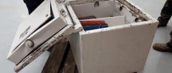 Driebergen, Heteren – Drie mannen aangehouden met gestolen kluis in auto