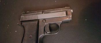 Rotterdam – Politie houdt jongen aan voor vuurwapenbezit