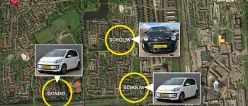 Lelystad – Gezocht – Drie autodiefstallen in één etmaal in één plaats
