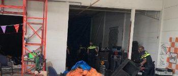 Breda – Drie arrestaties na brandstichting en geluidsoverlast