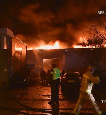 Eindhoven – Gezocht – Tweemaal brandstichting bij garagebedrijf Eindhoven