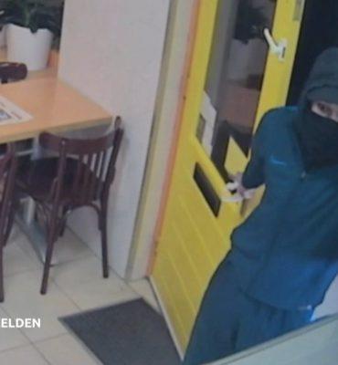 Helmond – Gezocht – Overval cafetaria Spoorzicht Helmond (VIDEO)