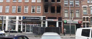 Rotterdam – Gezocht – Politie zoekt getuigen in onderzoek fatale brand Hilledijk
