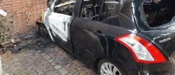 Grave – Getuigen gezocht van brandstichting auto