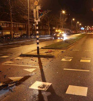 Utrecht – Gezocht – Automobilist vlucht weg na aanrijding