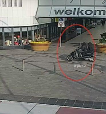 Almere – Gezocht – Gewapende overval op winkel