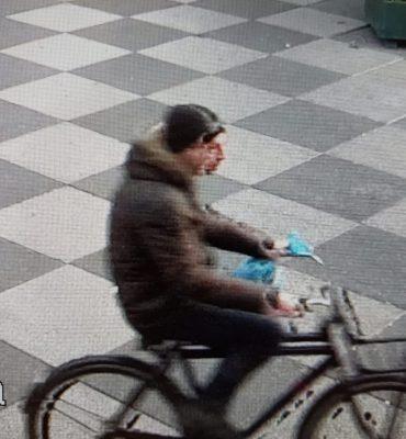 Mathildelaan, Eindhoven – Gezocht – Brandstichting Politiebureau Eindhoven