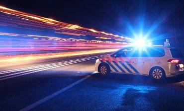 Alphen aan den Rijn – Waarschuwingsschoten gelost bij aanhouding drie verdachten