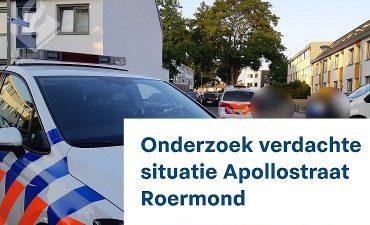 Roermond – Verdachte situatie onderzocht