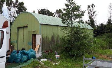 Zierikzee – Hennepkwekerij ontmanteld