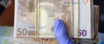 Den Haag, Leidschendam – Bijna twee miljoen cash in beslag genomen