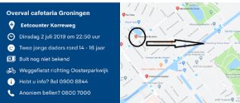 Groningen – Politie zoekt getuigen van overvallen Groningen