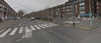 Rotterdam – Politie doet passantenonderzoek vanwege steekincident bij verkeersruzie Rotterdam-Zuid