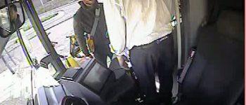 's-Hertogenbosch – Gezocht – Mishandeling buschauffeur