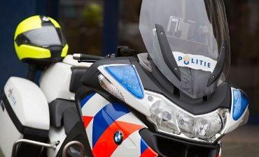 Woubrugge – Politievrijwilligers oefenen in Woubrugge