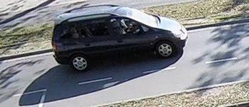Eindhoven – Gezocht – Wie bestuurde deze auto en veroorzaakte een ongeluk in Eindhoven? (VIDEO)