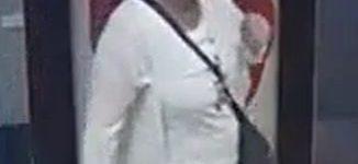 Nijkerk – Gezocht – Vrouw neemt geld weg van een ander uit geldautomaat
