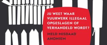 Regio Den Haag – Illegaal vuurwerk melden kan ook anoniem