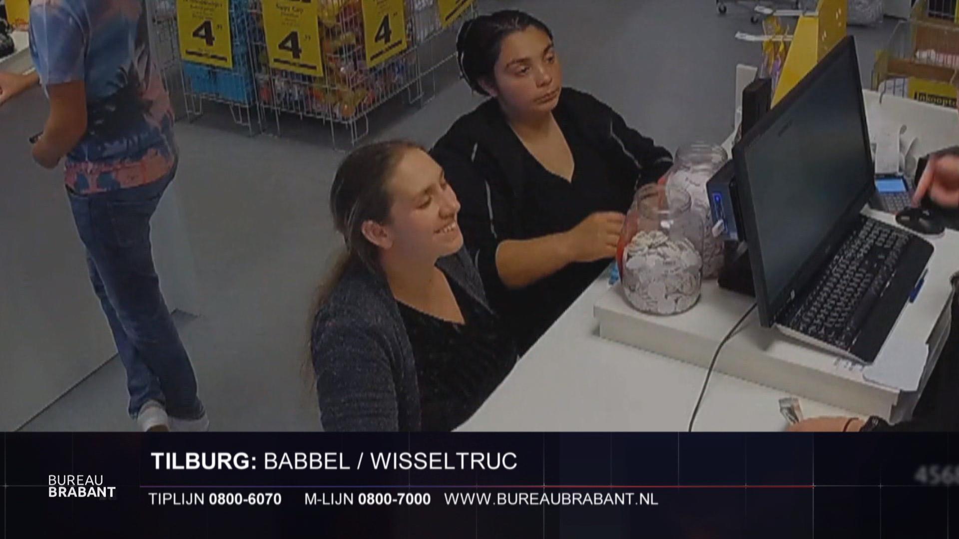Tilburg – Gezocht – Diefstal van geld door middel van een babbeltruc in Tilburg