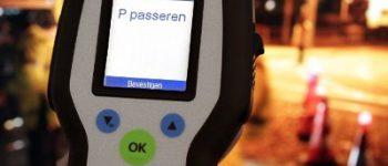 Breda – Agent springt weg voor dronken automobiliste