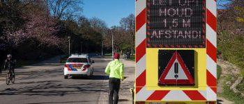 Den Haag – Meeste mensen houden zich netjes aan maatregelen bestrijding Corona-virus