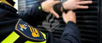Utrecht – Twee inbrekers op heterdaad betrapt en aangehouden op de Groenewoudsedijk