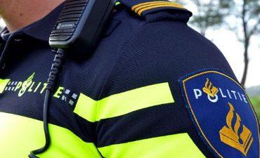 Katwijk – Auto na verkeersruzie beschoten op N206