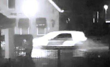 Schoonoord – Wie herkent auto op bewakingsbeelden Schoonoord