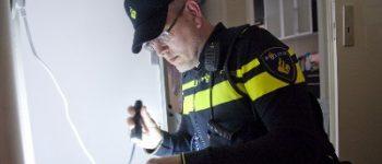 Den Haag – Inbreker op heterdaad betrapt door bewoner
