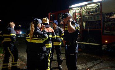 Nieuw-Vennep – Voertuigbrand in Nieuw-Vennep
