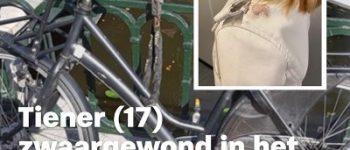 Amsterdam – Tiener (17) zwaargewond, toedracht onbekend