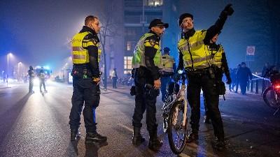 Drenthe, Friesland, Groningen – Jaarwisseling 2020-2021 in Noord-Nederland