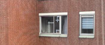 Amsterdam – Meerdere woningen beschoten Maarsenhof