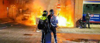 Rotterdam – Politie lanceert Whatsapp nummer voor uploaden beelden relschoppers