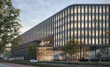 Den Haag – Definitief ontwerp nieuwe hoofdbureau politie-eenheid Den Haag gereed