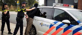 Den Haag – Autodieven aangehouden