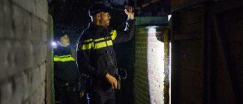 Breda – Inbreker overlopen in Breda