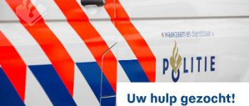 Eindhoven – Bestuurder gezocht binnenrijden woning Eindhoven