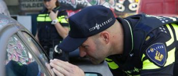 Goirle – Drie Belgen gearresteerd na drugsvondst